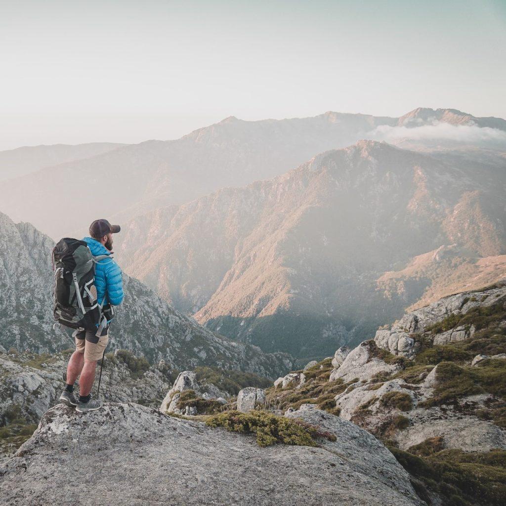 hiking